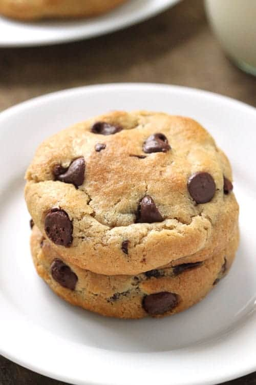 Gluten-Free Chocolate Chip Cookies are great for kids and adults alike ...